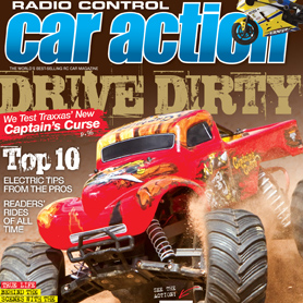 Radio Control Car Action November magazine on sale now.  Check out some photos from the issue!