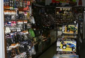 That Hobby Store Around The Corner