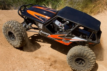 Axial Wraith 1/10 Electric 4WD Rock Racer Kit
