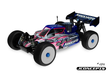 JConcepts Punisher Body For The Team Associated RC8.2