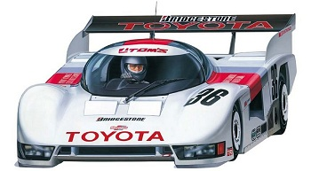 Tamiya Toyota Tom's 84C