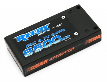 Reedy 6500mAh 65C Competition LiPo Battery
