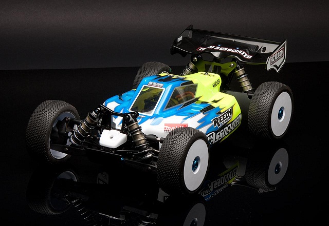 Team Associated Factory Team RC8.2e 1/8-scale Electric Buggy