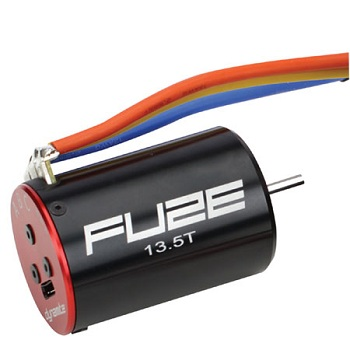 Dynamite RC Updates Fuze Sensored Brushless Motors And Now Offeres Sensorless Motors Too