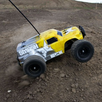 ECX Smash 1/18-scale 2WD Monster Truck