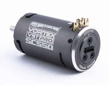 Team Orion Vortex VST Pro SC550 Sensored Brushless Motors
