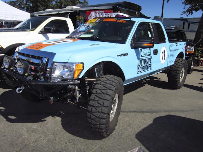 Off Road EXPO in Pomona, CA