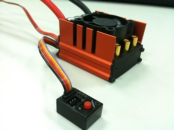 Production Pictures Of Viper RC's VX4 Copperhead ESC