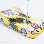 Mike Black's Stock 13.5 1/12th Scale pan car