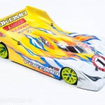 Naoto Matsuskura's Modified 1/12th scale pan car