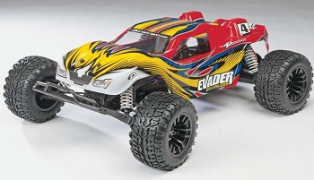 DuraTrax RTR Brushless Evader