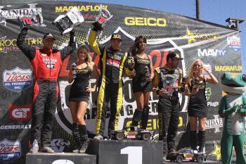 Team Associated Sponsored Drivers Win Big in Arizona LOORRS Short Course Race