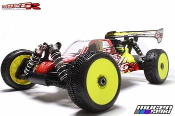 Mugen MBX-6R 1/8 4WD Nitro Buggy Kit