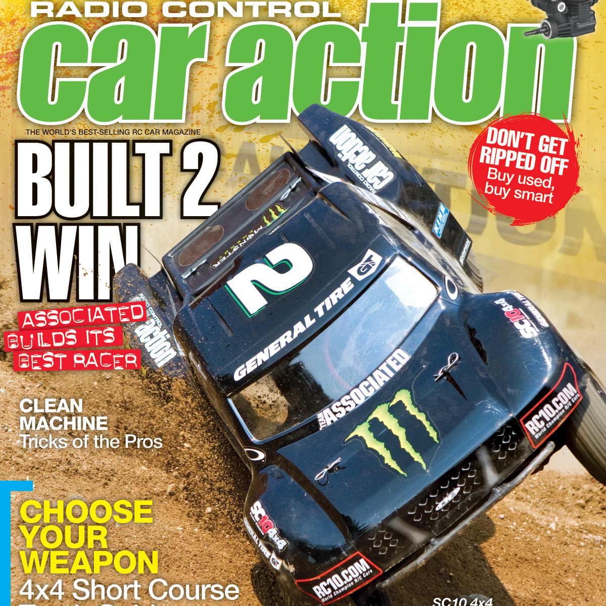 December 2011 issue on sale now.  Check out some pics from the issue!!