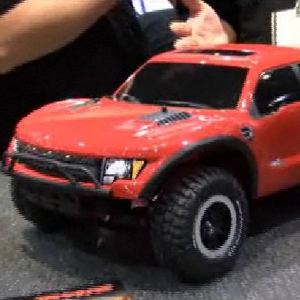 Traxxas Ford F-150 SVT Raptor VIDEO