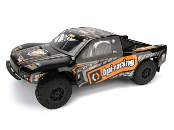 HPI RTR 1/8 4WD Brushless Apache SC Flux Short Course Truck