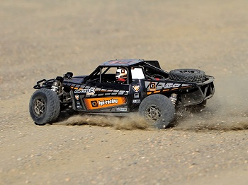 HPI RTR 1/8 4WD Brushless Apache C1 Flux Buggy