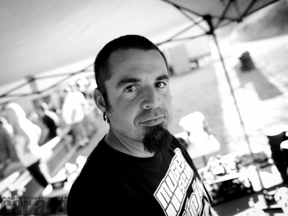 Mugen Seiki's Travis Amezcua: Photo Highlight Tuesday 11/1/11