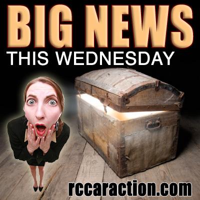 BIG news this Wednesday