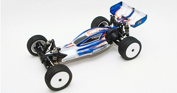 Method RC Mirage Body For The TLR 22