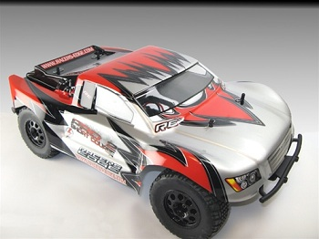 Racers Edge RTR Brushless Pro2 Short Course Truck