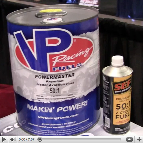 VP Racing Fuels/PowerMaster interview
