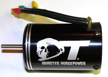 Epic DT Brushless Motors For Traxxas Vehicles