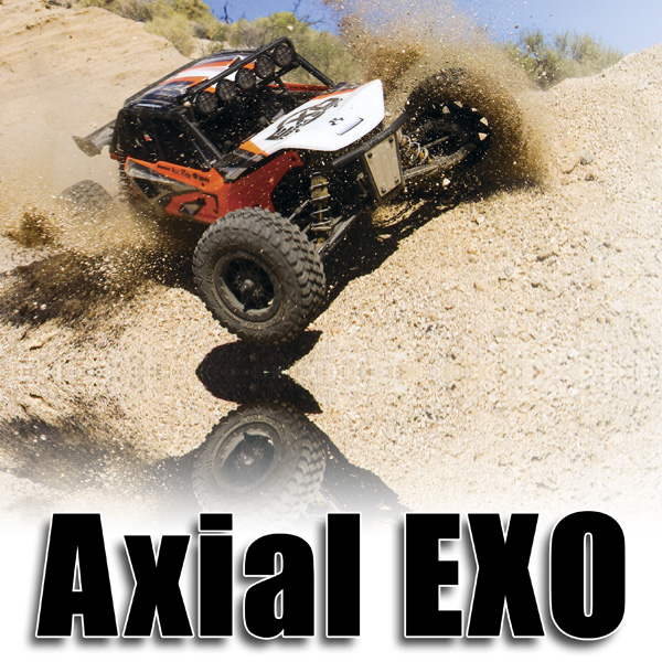 VIDEO UPDATE: Axial EXO