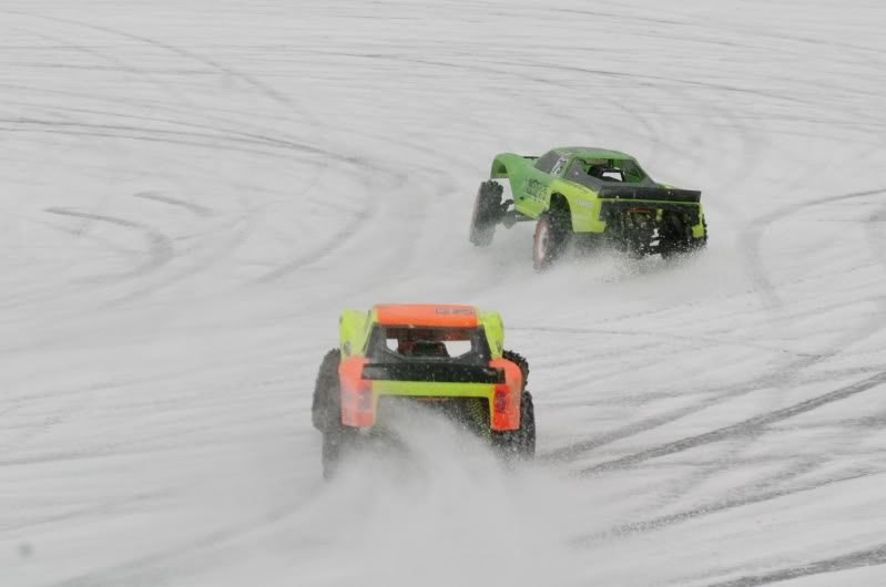 Baja Modifiers Winter Challenge 2012 HPI Baja Racing In Bloomsburg, PA