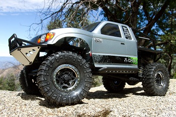 Axial 1/10 4WD RTR SCX10 Trail Honcho