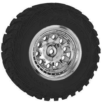RPM Revolver Short Course Wheels