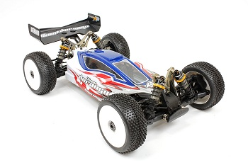 Team Durango DEX408 1/8 4WD Electric Buggy