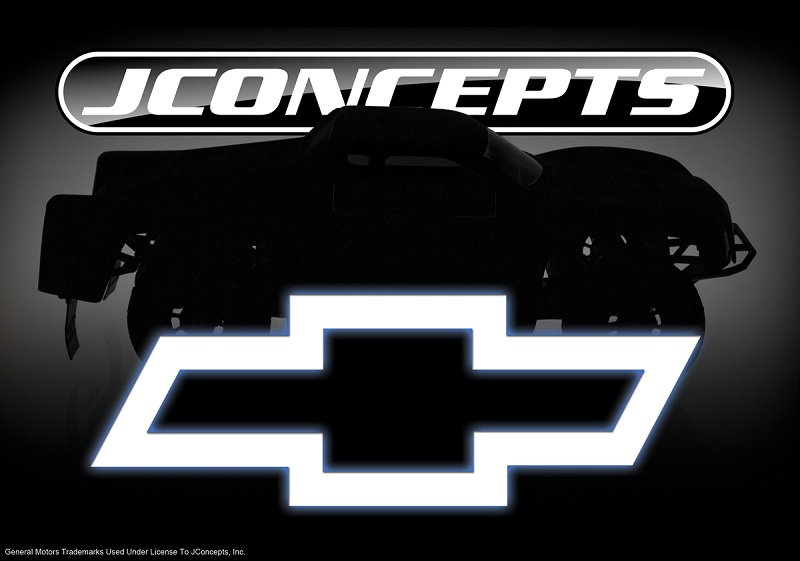 JConcepts Chevrolet Short Course Truck Body Teaser Image