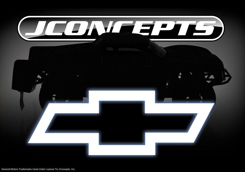JConcepts Chevrolet Short Course Truck Body Teaser Image