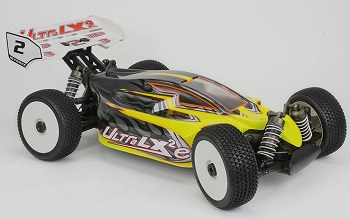 OFNA Ultra LX2 RTR Electric 1/8 4WD Buggy