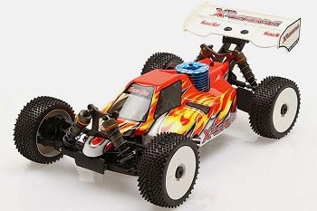 OFNA X3 Sabre 1/8 4WD Nitro Buggy