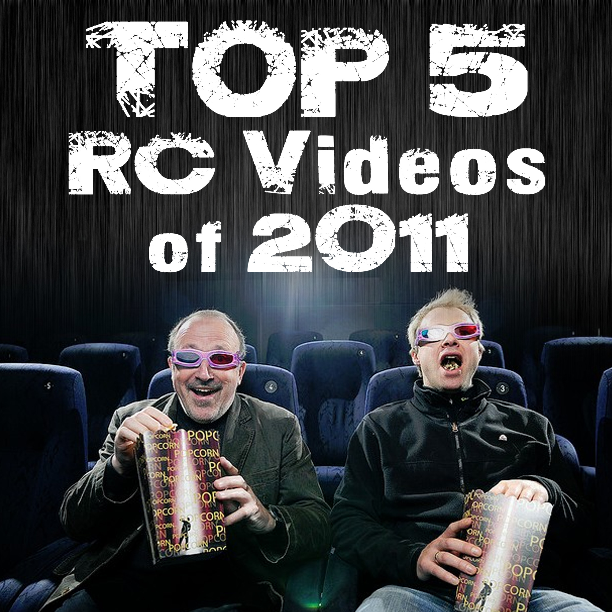 Top 5 R.C Videos Of 2011
