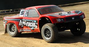 HPI Baja 5SC body makeover