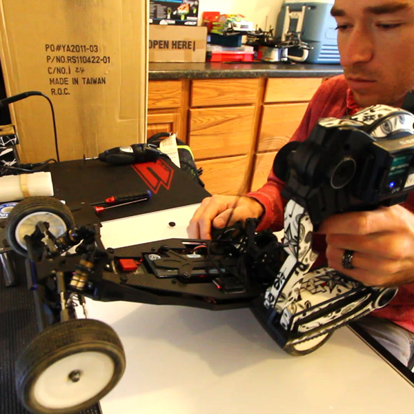 Slipper Clutch Adjustment with Kyosho's Jared Tebo [VIDEO]
