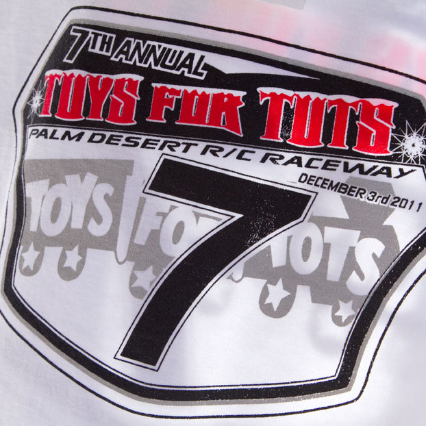 7th Annual Toys for Tots Race – Palm Desert R/C Raceway