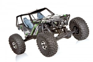 axial wraith, first look, top 10 rc trucks 2011, #4, rcca, radio control, rc car action