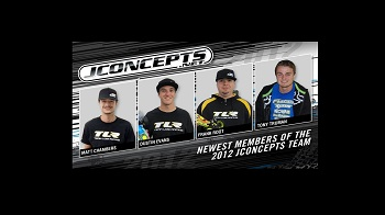 JConcepts Signs Matt Chambers, Dustin Evans, Frank Root, And Tony Truman To The 2012 Race Team
