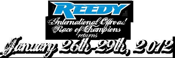 2012 Reedy International Race of Champions