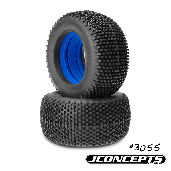 JConcepts 2.8″ Subcultures Tire And Rulux Wheels