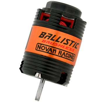 Novak Premium Ballistic Spec Brushless Motors And Ballistic 540 Samarium Cobalt Tuning Rotor
