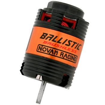 Novak Premium Ballistic Spec Brushless Motors And Ballistic 540 Samarium Cobalt Tuning Rotor