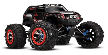 Traxxas Summit Gets Updated