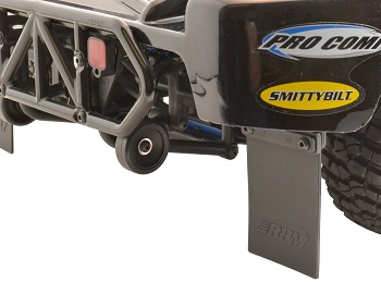 RPM Low Visibility Wheelie Bars For The Traxxas Slash 2WD And Slash 4×4