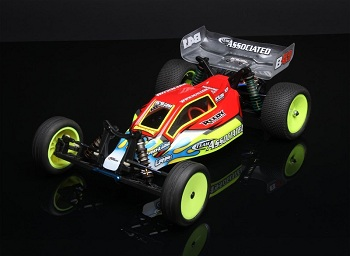 Team Associated RC10B4.1 Factory Team Worlds Car Kit