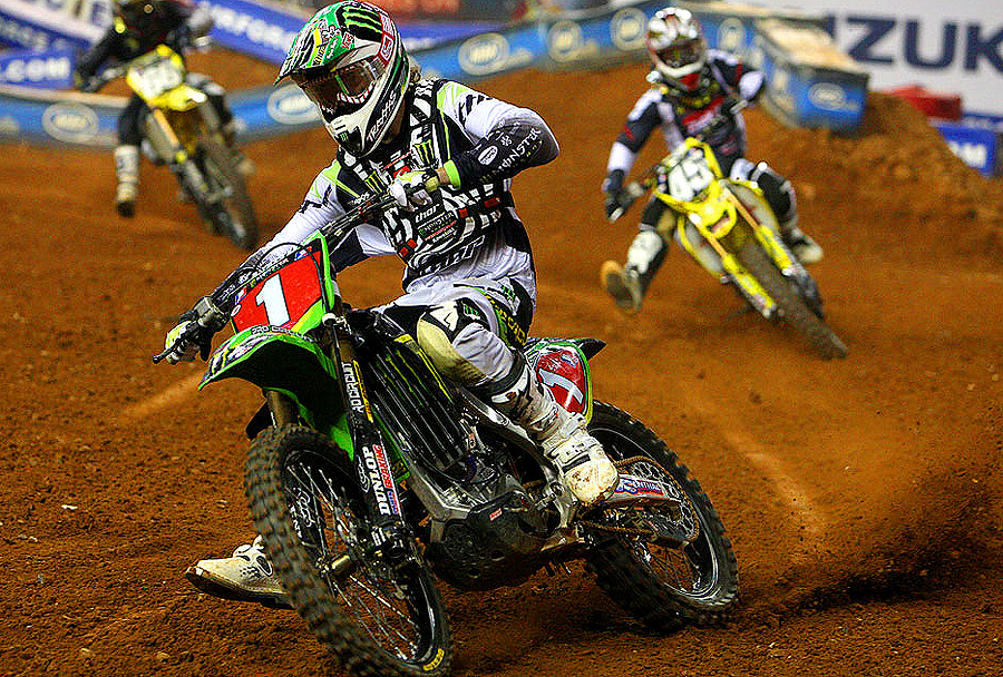 2012 Supercross Season  Kicks Off